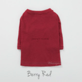 ルイスドッグ【louisdog】Natural Chic Berry Red