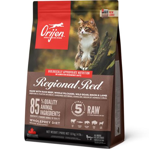オリジン レジオナルレッド(猫用)1.8kg