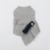 ルイスドッグ【louisdog】Vera Dress Couture Stone Grey