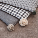 ルイスドッグ【louisdog】Egyption Cotton Mat/Grey