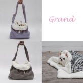 ルイスドッグ【louisdog】Organic Yolo Sling Bag Grand