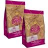 【Naturally Fresh】ナチュラリーフレッシュ チキン&ダック  緑イ貝プラス スモールブリード 2.27kg×2袋