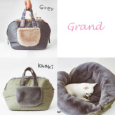 ルイスドッグ【louisdog】Furaround Bag/Wool Grand