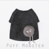 ルイスドッグ【louisdog】Beyond Wool Jacket Puff Monster