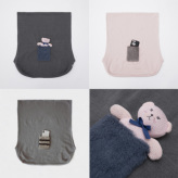 ルイスドッグ【louisdog】Cotton Warmer Sling Bag