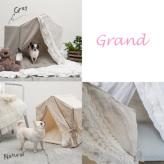 ルイスドッグ【louisdog】Peekaboo/Linen Secret Grand