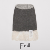 ルイスドッグ【louisdog】Organic Secret/Grey Frill