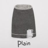 ルイスドッグ【louisdog】Organic Secret/Grey Plain