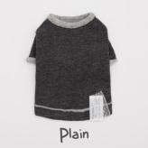 ルイスドッグ【louisdog】Organic Secret/Charcoal Plain