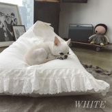 ルイスドッグ【louisdog】My Lounge Sofa White