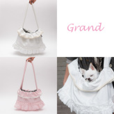 ルイスドッグ【louisdog】Organic YOLO Sling Bag/Frills Grand
