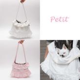 ルイスドッグ【louisdog】Organic YOLO Sling Bag/Frills Petit
