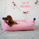 ルイスドッグ【louisdog】Blush Boom Solid Organic Super