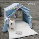 ルイスドッグ【louisdog】Peekaboo/Lucky Blue Petit