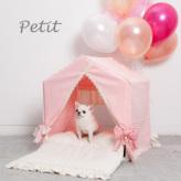 ルイスドッグ【louisdog】Peekaboo/Amazing Pink Petit