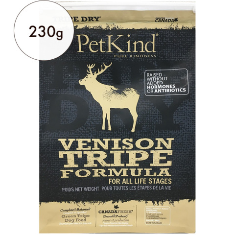 【PetKind】ペットカインド(トライプドライ)ベニソントライプ 230g