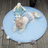 ルイスドッグ【louisdog】Lucky Blue Rug