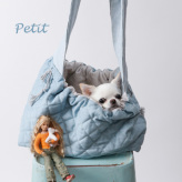ルイスドッグ【louisdog】Lucky Blue Sling Bag Petit