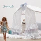 ルイスドッグ【louisdog】Peekaboo/Tropea Grand-Blue