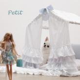 ルイスドッグ【louisdog】Peekaboo/Tropea Petit-Blue