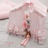 ルイスドッグ【louisdog】Peekaboo/Tropea Petit-Red