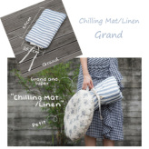 ルイスドッグ【louisdog】Chilling Mat/Linen Grand