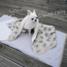 ルイスドッグ【louisdog】Linen n Organic Towel Full