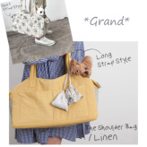 ルイスドッグ【louisdog】The Shoulder Bag/Linen Grand