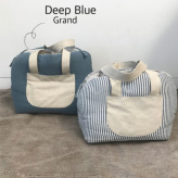 ルイスドッグ【louisdog】Linenaround Bag Grand-Deep Blue