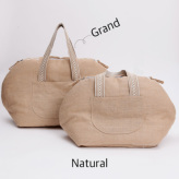 ルイスドッグ【louisdog】Linenaround Bag Grand-Natural