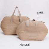 ルイスドッグ【louisdog】Linenaround Bag Petit-Natural