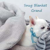 ルイスドッグ【louisdog】Snug Blanket Grand