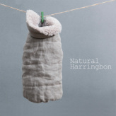 ルイスドッグ【louisdog】Vegan Jacket/Irish Linen Natural Harringbon