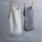 ルイスドッグ【louisdog】Lambswool Sleeveless Grey/Melange Grey