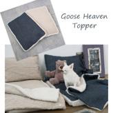 ルイスドッグ【louisdog】Goose Heaven Topper