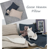 ルイスドッグ【louisdog】Goose Heaven Pillow