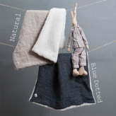 ルイスドッグ【louisdog】Irish Linen Blanket