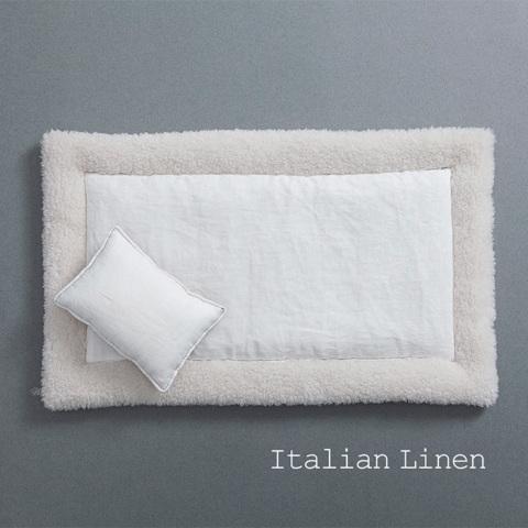 ルイスドッグ【louisdog】Peekaboo Friends Italian Linen