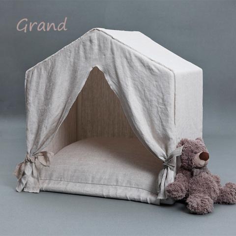 ルイスドッグ【louisdog】Peekaboo/Irish Linen Grand