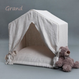 ルイスドッグ【louisdog】Peekaboo/Irish Linen Grand