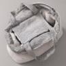 ルイスドッグ【louisdog】Teddy Fur Bag Petit-Cold Dye