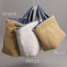 ルイスドッグ【louisdog】Teddy Fur Bag Grand-Mustard