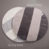 ルイスドッグ【louisdog】Furry Stripes Rug