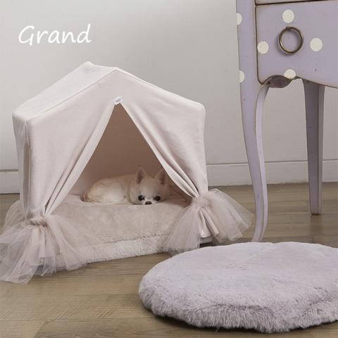 ルイスドッグ【louisdog】Peekaboo/Velour Grand-Pink