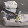 ルイスドッグ【louisdog】Furry Boom n Blanket Petit