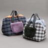 ルイスドッグ【louisdog】Furaround Bag/Check Grand-Navy Plaid