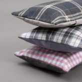 ルイスドッグ【louisdog】Egyptian Cotton Pillow/Check