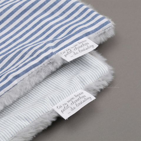 ルイスドッグ【louisdog】Cotton Blanket/Basic