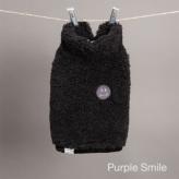 ルイスドッグ【louisdog】Ms. n Mr. Smiles Vest /BLK Edition Purple Smile