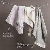 ルイスドッグ【louisdog】Classy Blanket Melange Grey/Melange Lavender